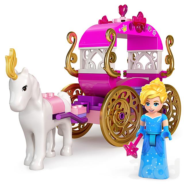 Lego princess disney