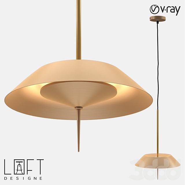 Подвесной светильник LoftDesigne 7914 model