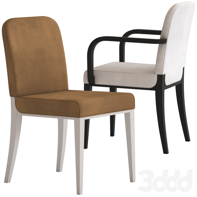 Montbel Opera Chair and Stool