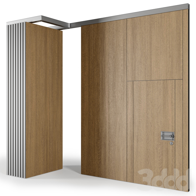 Sound-Proof Sliding Partition Walls