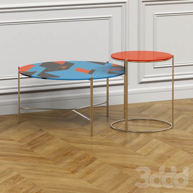 Столы журнальные Geometry от MyImagination.Lab