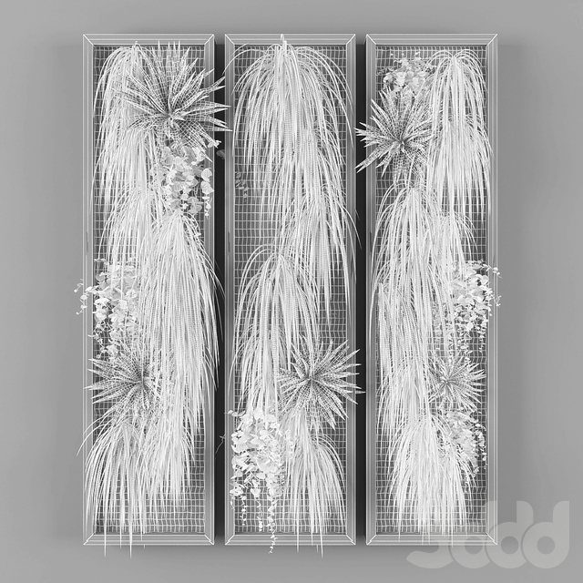 Vertical garden 042