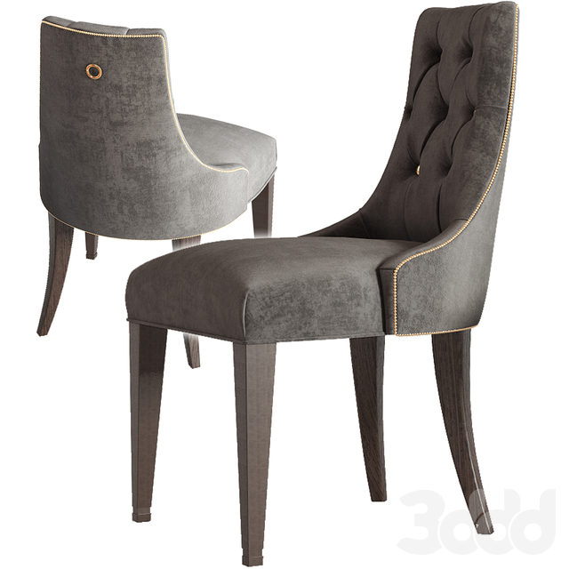 42-THOMAS PHEASANT - RITZ DINING CHAIR