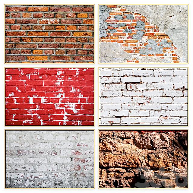 Brick picture set | № 044