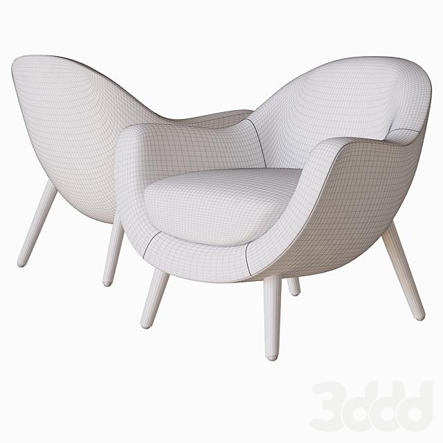 mad queen chair poliform