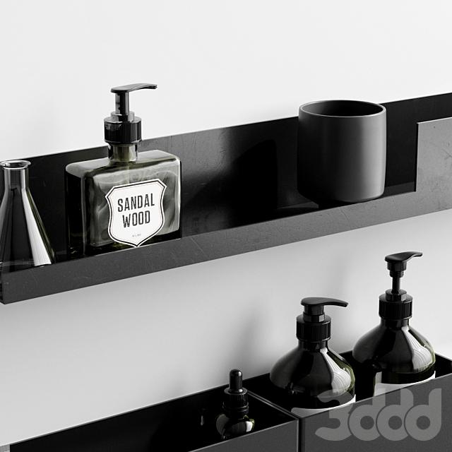 Nichba design Black