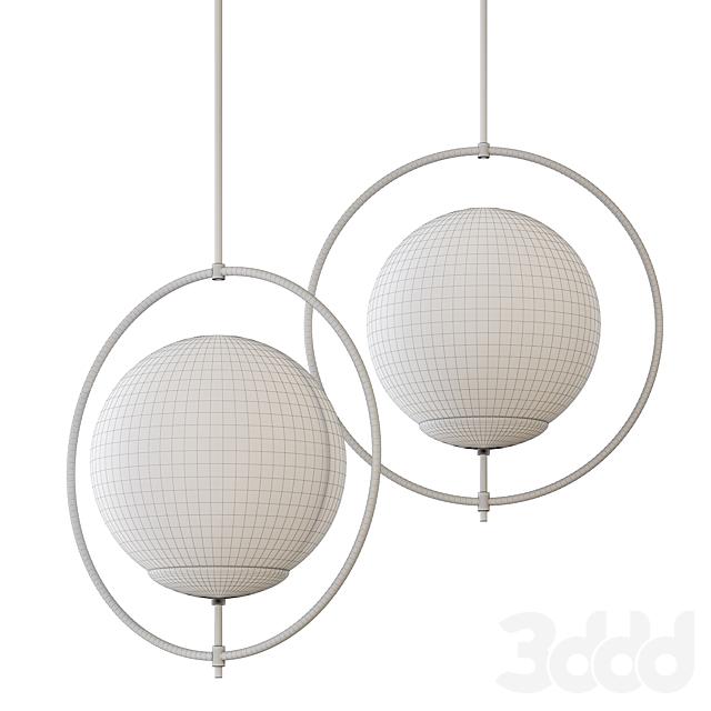 Volta Pendant Lamp by Arteriors