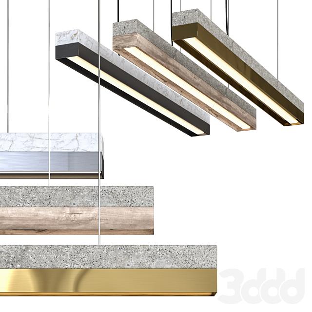 GANTlights C2 Pendant Lamp Part 1