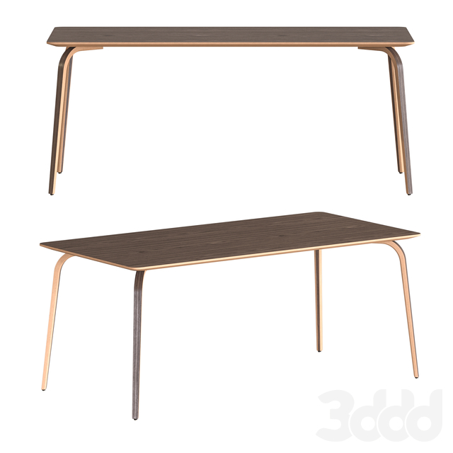 Flagship Table by PlyDesign