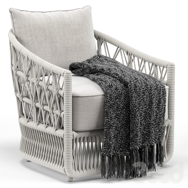 Sunset West Dana Club Chair