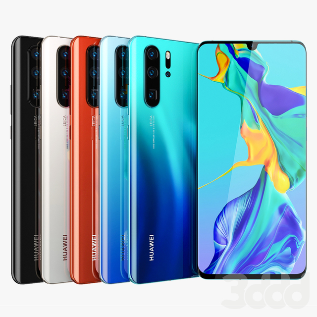 Huawei P30 Pro all colors