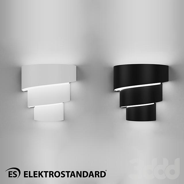 Уличный Настенный Светодиодный Светильник Elektrostandard 1535 Techno Led