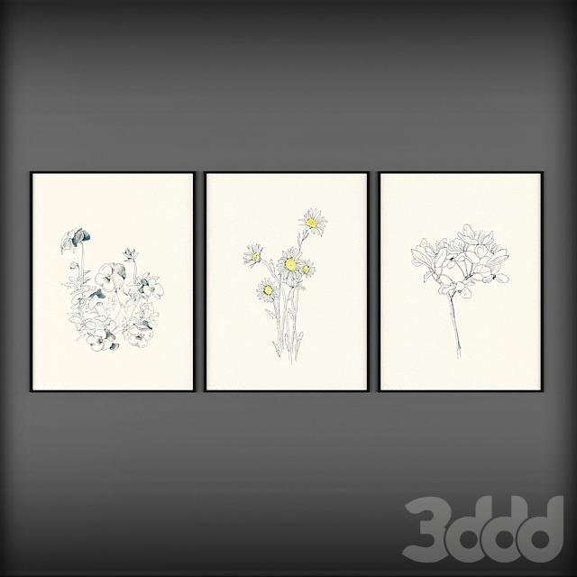Картины 671 Ikea