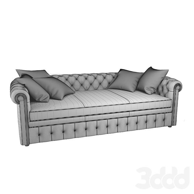 Mascheroni PICCADILLY L sofa