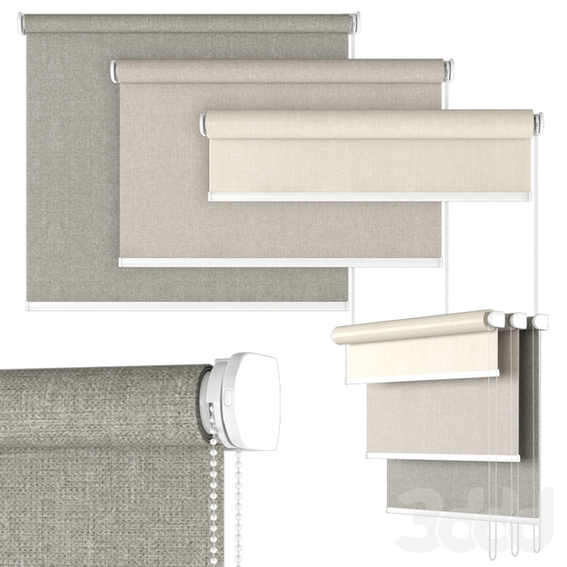 Roller Blind 04 | English Blinds | Campton