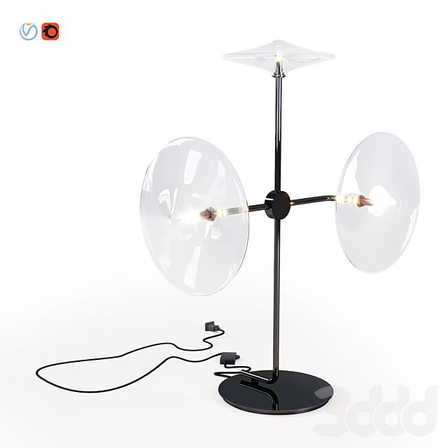 Fisionarte  - Essenza - Big Table Lamp LT.1009/3