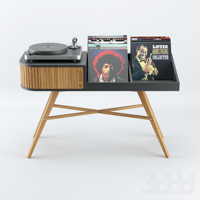 The Vinyl Table Hrdl