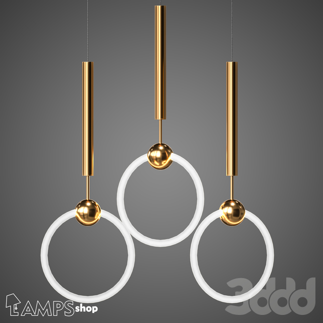 PDL2033 Chandelier Glowing RING