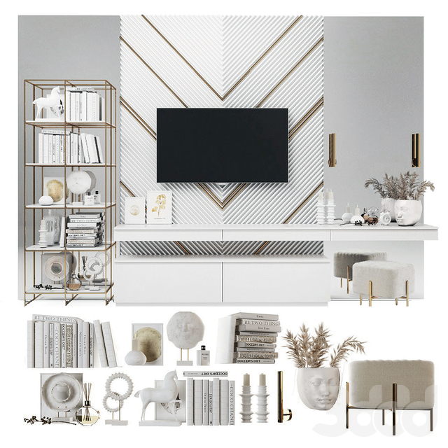 Dressing table and TV stand_10
