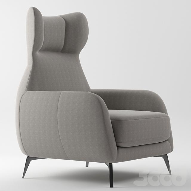 Duffle Armchair by Ditre Italia