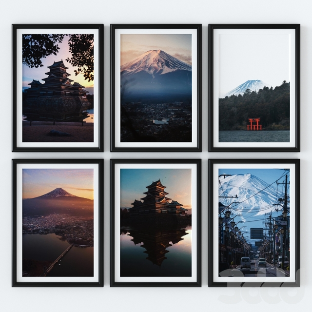 Постеры - Япония