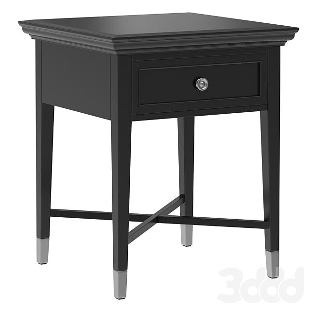 Dantone Home придиванный столик Стаффорд с ящиком большой