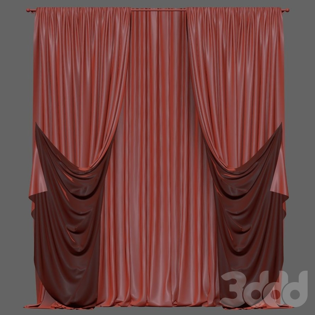 Curtain 572