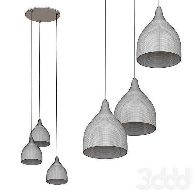 H.W.S Vintage - ceiling lamp