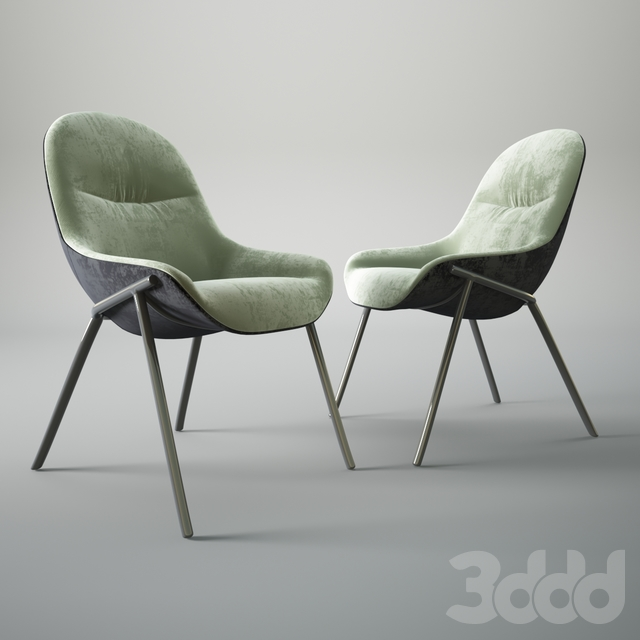 Beaufurn bloom arm chair