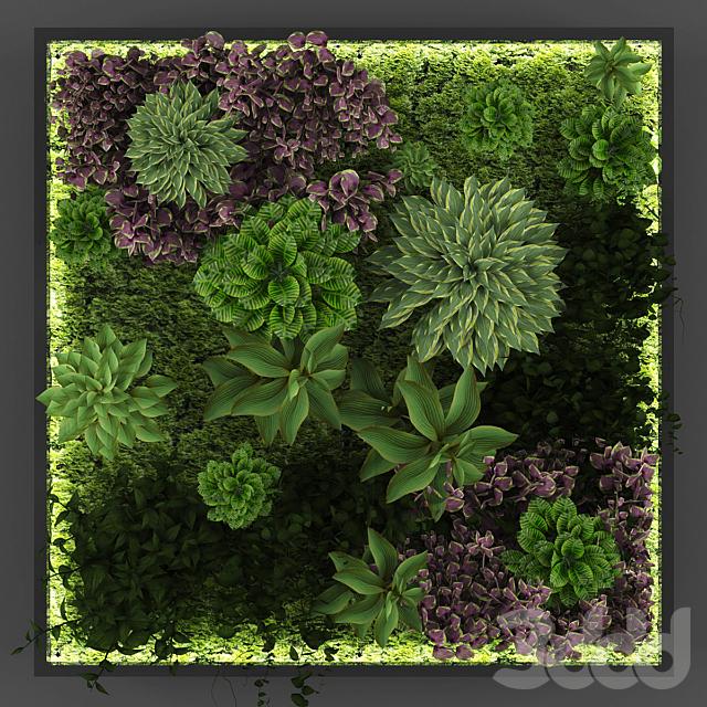 Vertical garden 045