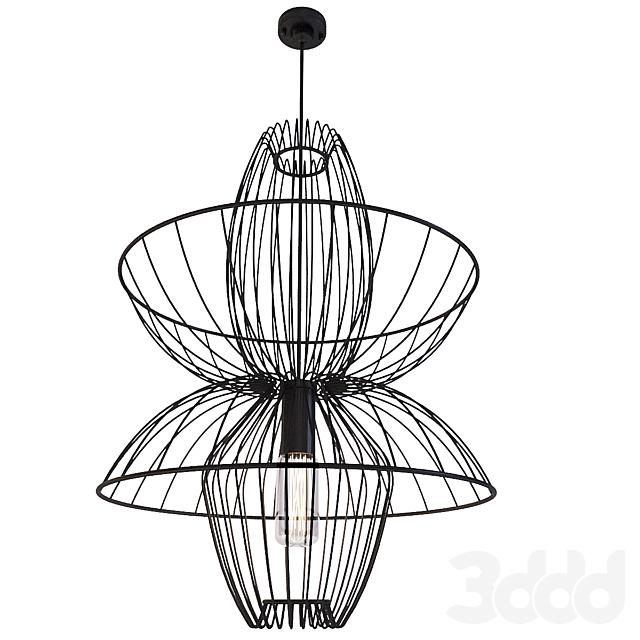 Люстра Aromas del Campo C1048Bl — Потолочный подвесной светильник ELLEN