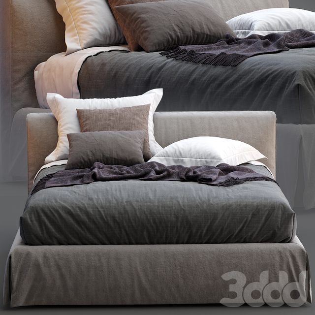 Meridiani Bed LAW
