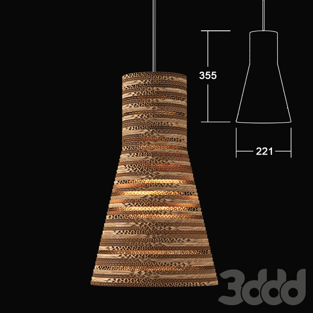 TabithaBargh CartOn C3 lamp