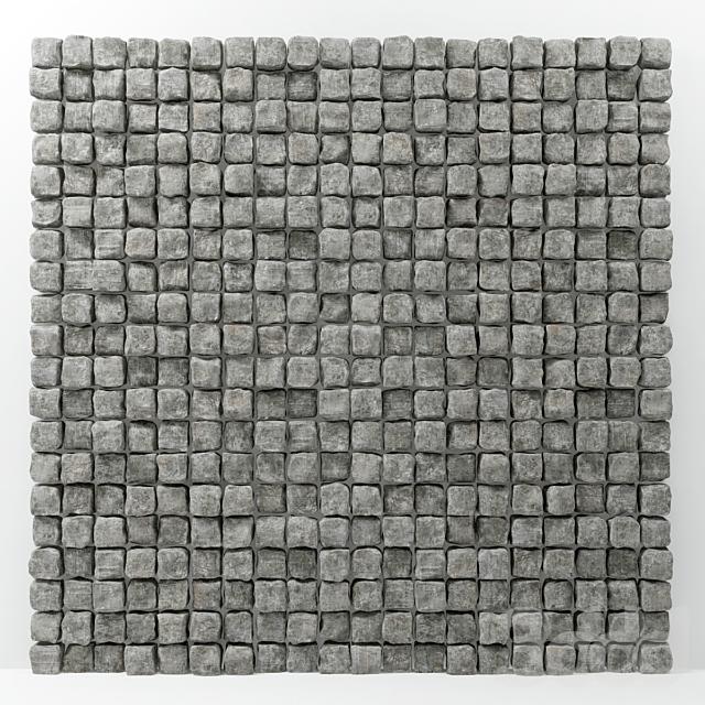 Каменные кубы
