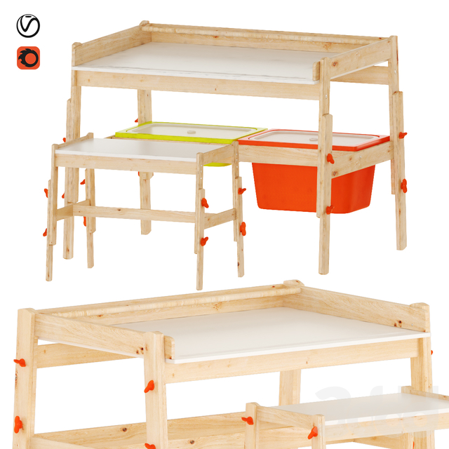 Ikea, Flisat