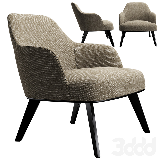 Poliform JANE Fabric armchair