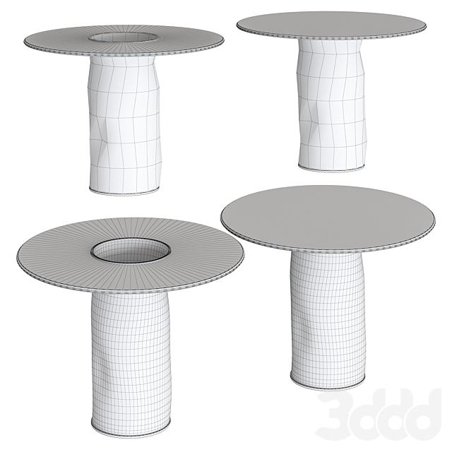 Dandolo Coffee Table by Reflex