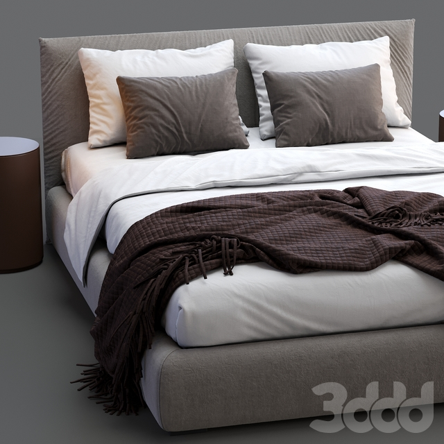Meridiani Bed SCOTT