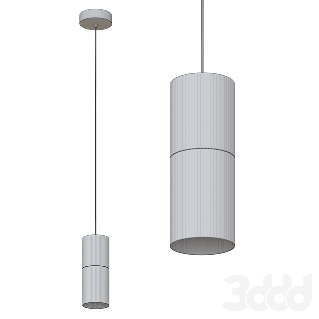 Trio LED - ceiling lamp