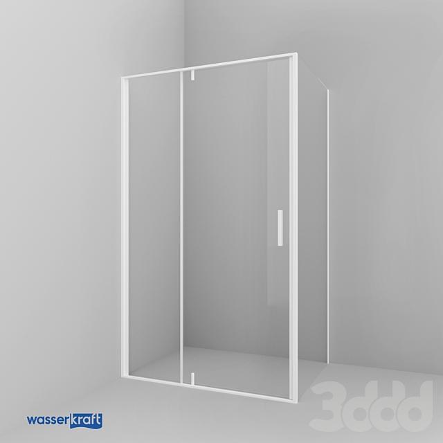 Neime 19P07 Душевой уголок_белый_ОМ
