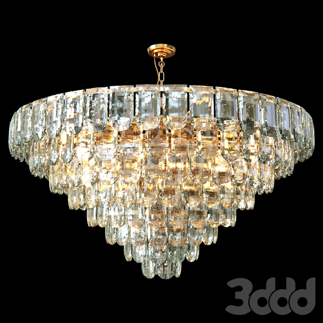 Хрустальный светильник Wertmark WE106.22.103 LAVINIA