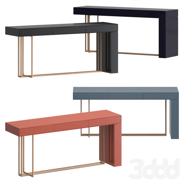 Meridiani Quincy - console table