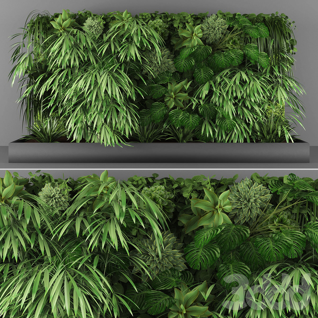 Vertical garden 047