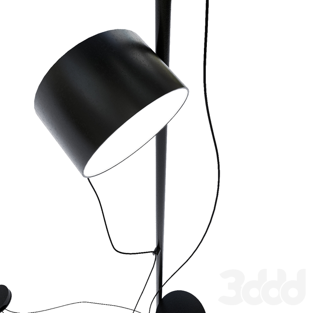 Muuto_Post Floor Lamp