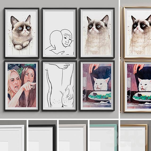 Nice Picture Frames Set 16