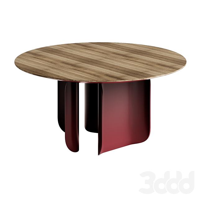 Miniforms BARRY Стол обеденный (9 моделей)