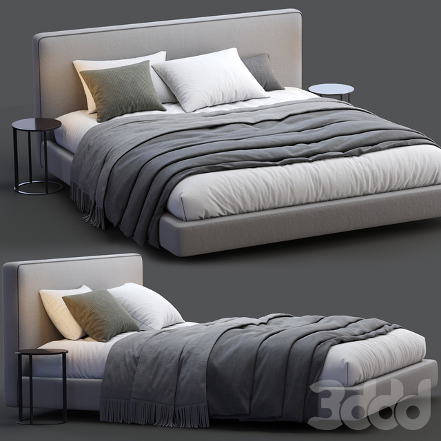Bebitalia Bed Richard