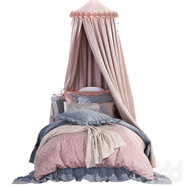 Детская Кровать Arcanda 2