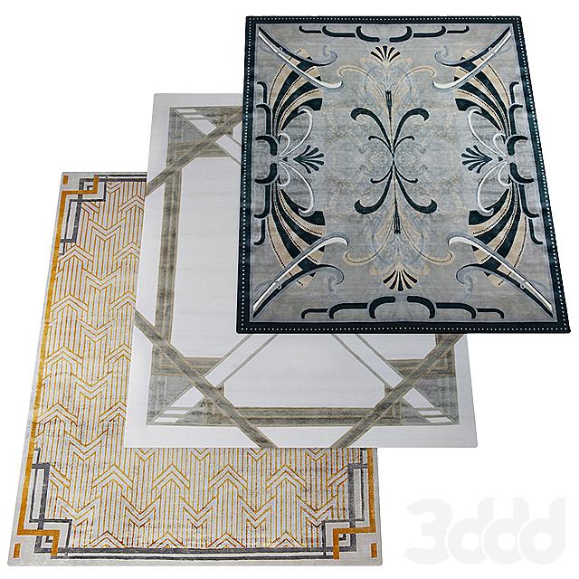 artdeco style rug