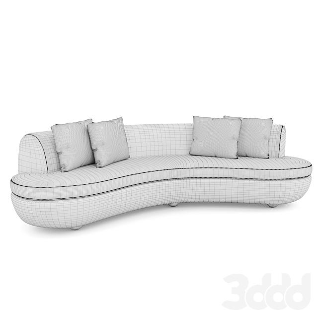 Dmitriy and Co Decca sofa